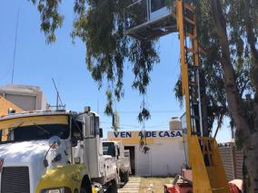 Biljax Elevador Eléctrico Escalera Eléctrica 4.50 M