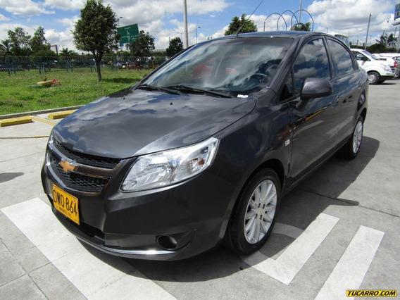 Chevrolet Sail Ltz Limited 1.4 Full