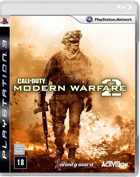 Call Of Duty - Modern Warfare 2 - [ps3] Lacrado