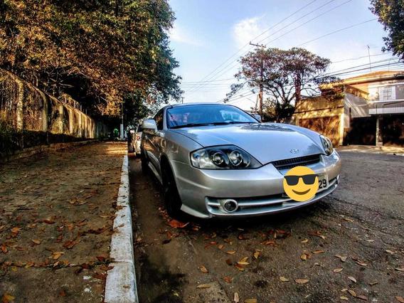 Hyundai Tiburon Coupe 2.7 V6 178cv