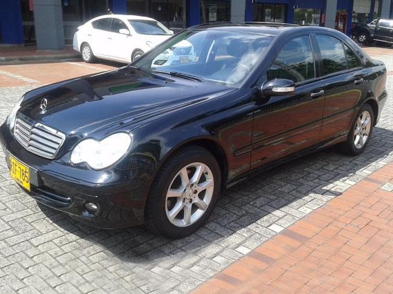 Mercedes Benz C 180 Kompressor 2007