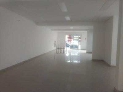 Lançamento: Salão Para Locação Com 100 Metros, Mais Jardim De Inverno. Vila Gilda - 9815gigantte