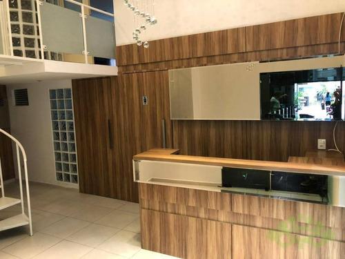 Sala Para Alugar, 143 M² Por R$ 5.000,00/mês - Bigorrilho - Curitiba/pr - Sa0088