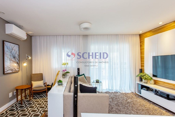Apartamento 3 Dormitórios 3 Suítes A Venda Na Vila Mascote ! - Mc7492