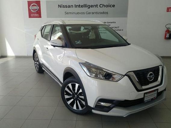 Nissan Kicks 5p Exclusive L4/1.6 Aut