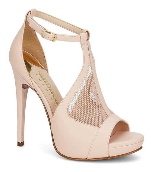 Zapatillas Andrea Sexy Malla Red 2638386 2638409 Mod. 64812