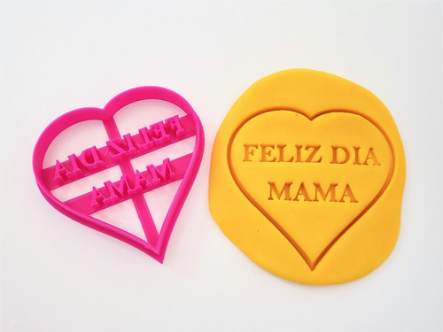Cortantes  Para Galletitas  Dia De La Madre !