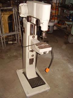 Remachadora Mecánica Motorizada Burgor