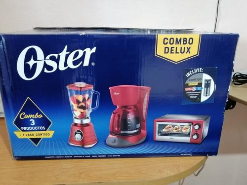 Combo De Electrodomésticos Oster