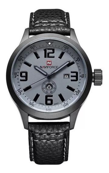Relógio Social Masculino Naviforce Pronta Entrega Original
