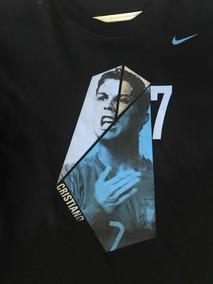 Playera Cristiano Ronaldo Nike Original Niño