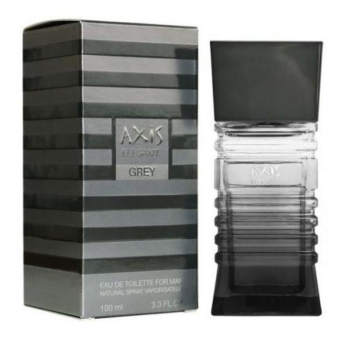 Perfume Axis Elegant Grey Edt M 100ml