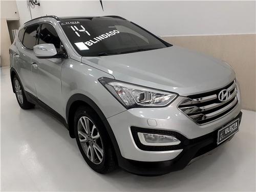 Hyundai Santa Fe 3.3 Mpfi 4x4 7 Lugares V6 270cv Gasolina 4p