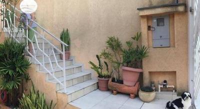 Sobrado Com 3 Dormitórios Para Alugar, 100 M² Por R$ 3.000/mês - Jardim Ester - São Paulo/sp - So0319
