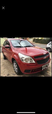 Chevrolet Agile 2011 1.4 Lt 5p