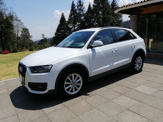 Audi Q3 Trendy 2013 2.0 Quattro Impecable