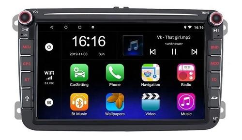 Imagen 1 de 2 de Stereo Multimedia Android Especifico Para Volkswagen