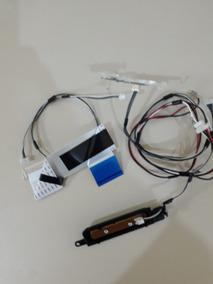 Kit Teclado Sensor Controle E Cabos Tv Sony Kdl-32r435a