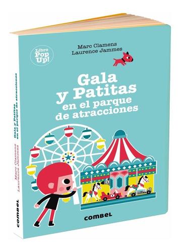 Gala Y Patitas En El Parque De Atracciones . Pop-up