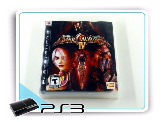 Ps3 Soul Calibur 4 Original Playstation 3