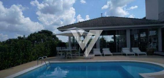 Sobrado À Venda - Condomínio Vale Do Lago - Sorocaba/sp - So1014