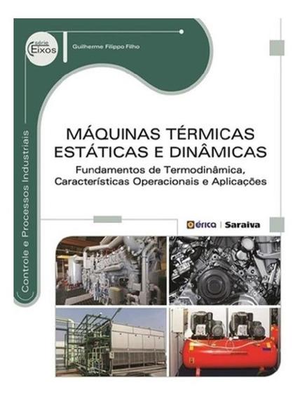 Maquinas Termicas Estaticas E Dinamicas