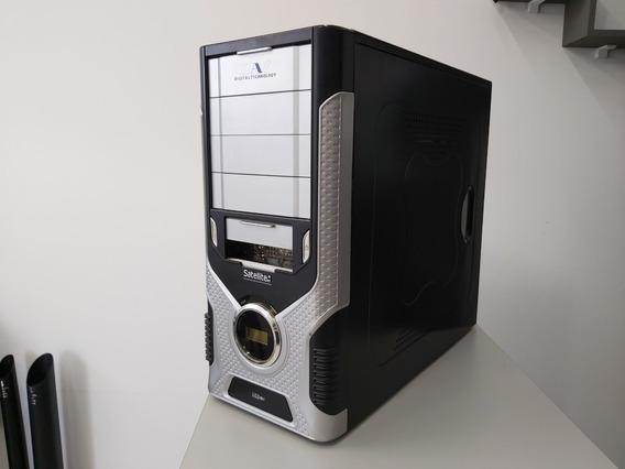Computador Gamer Amd Ryzen 7 Gtx 1070 Ti 16gb Ram Ssd 256gb