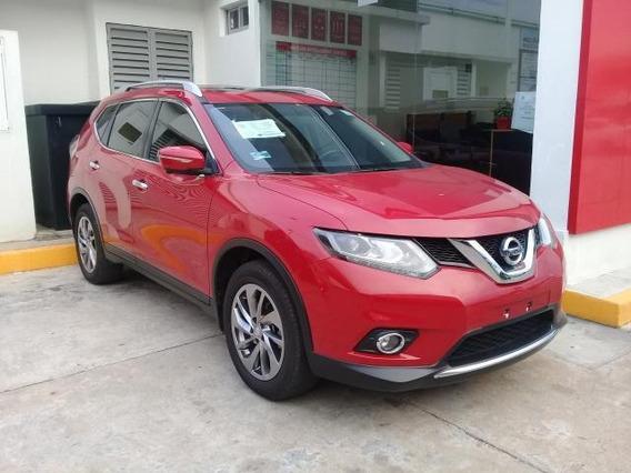 Nissan X-trail 5p Exclusive 3 L4/2.5 Aut Banca Abatible