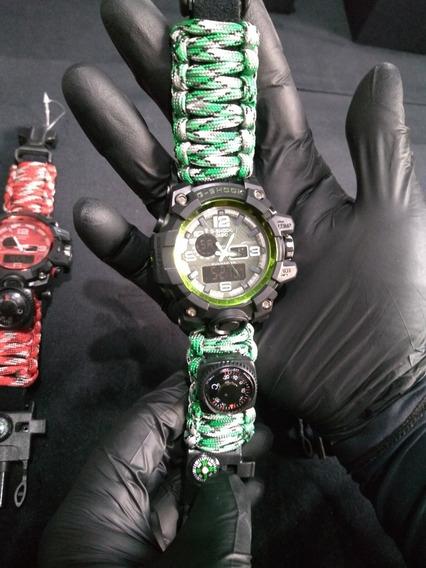 Relógio Casio Gshock Sobrevivência