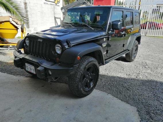 Jeep Wrangler Unlimited 2012 Edición Especial