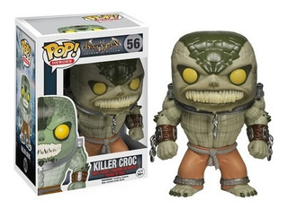 Funko Pop! Killer Croc #56 Vaulted Batman + Protector Cuotas