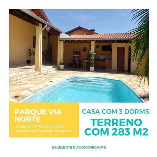 Imagem 1 de 15 de Casa - Parque Via Norte - Ref: 34747615 - V-lf9482838