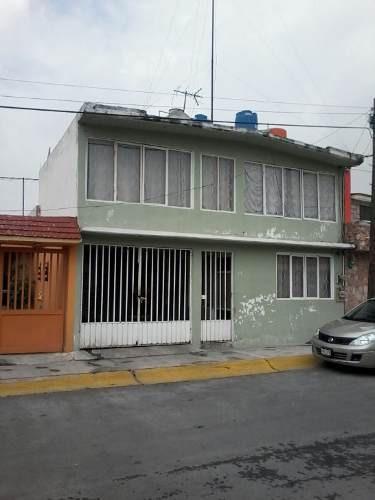 (crm-92-2800) Casa En Fraccionamiento Izcalli Del Valle En Tultitlan Edo De Mexico