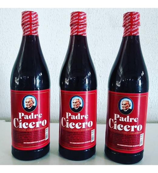 Coquetel De Saquê Padre Cicero 06 Uni De 890ml