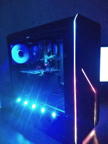 Pc Gamer Intel Core I7 Completo - Produto Novo