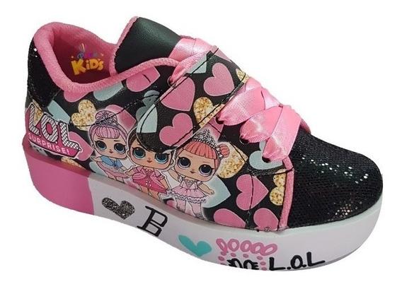 Zapatos De Lol Para Niñas