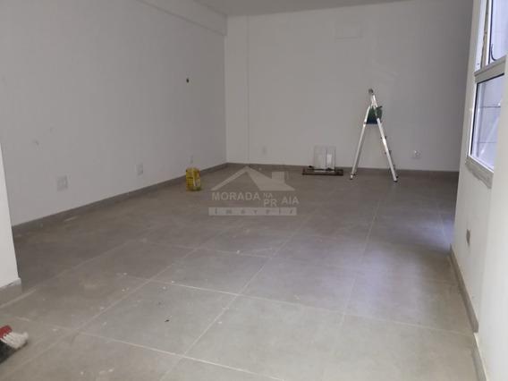 Sala Comercial No Centro Do Boqueirão. Confira Somente Na Imobiliária Em Praia Grande. - Mp14281