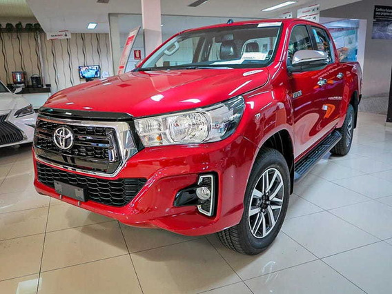 Toyota Hilux Cd Ffv 4x4 Srv At 19/20