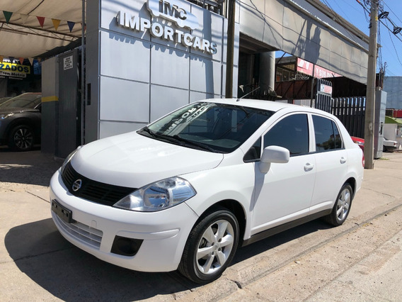 Nissan Tiida 2017