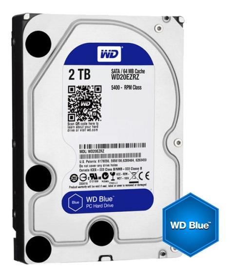 Disco Rigido 2tb Wd Western Digital 64mb Sata3 Mexx1