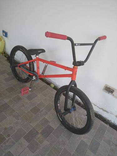 Bicicleta Bmx Frystyle