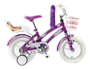 Bicicleta Olmo Tiny Pets Nena Rodado 12 Lh Confort
