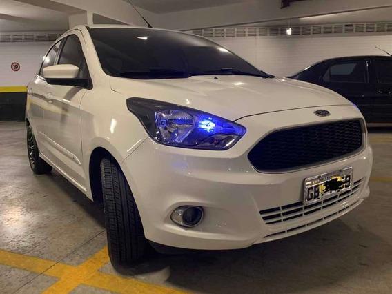 Ford Ka 2015 1.0 Sel Flex 5p