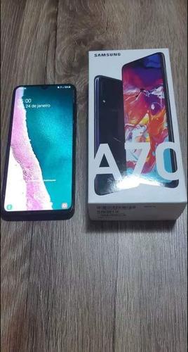 Samsung A70 Semi Novo, Com Nota