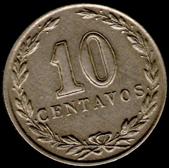 Spg Argentina 10 Centavos 1897 (2)