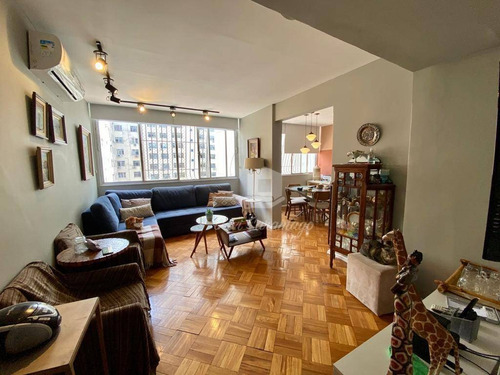 Apartamento Com 4 Dormitórios À Venda, 130 M² Por R$ 850.000,00 - Icaraí - Niterói/rj - Ap0929