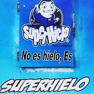 Superhielo! Hielo En Bolsas Y Recargas De Botellones De Agua