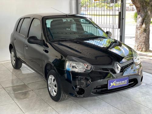 Renault Clio Expression 1.0 Flex 2015, Apenas 39.000km