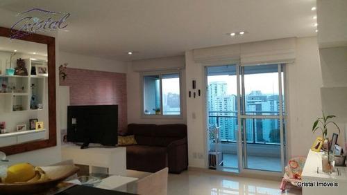 Imagem 1 de 15 de Apartamento Para Venda, 2 Dormitórios, Vila Andrade - São Paulo - 22415