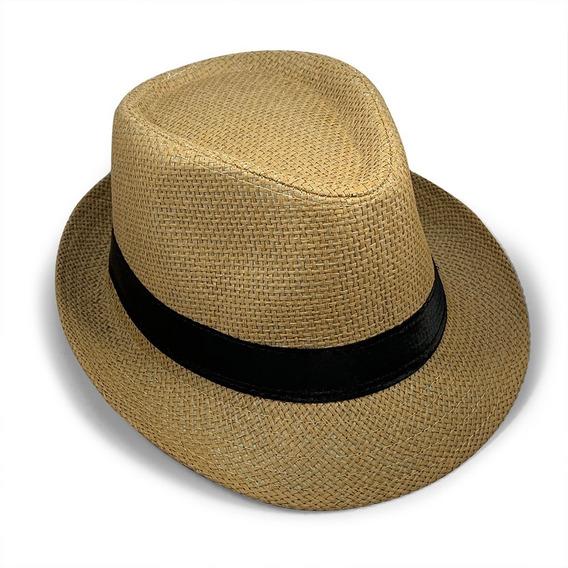 Sombrero Panamá Calidad Premium Solero Verano Unisex